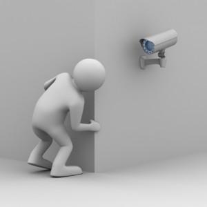 Sistema de seguridad vigilado por cámaras